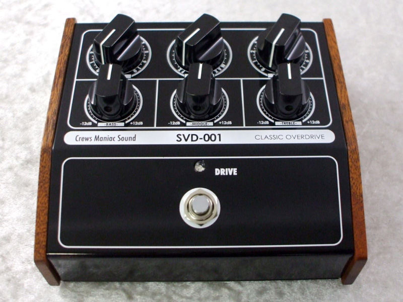 Crews Classic Over Drive for Bass SVD-001