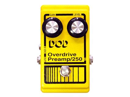 Overdrive_Preamp 250