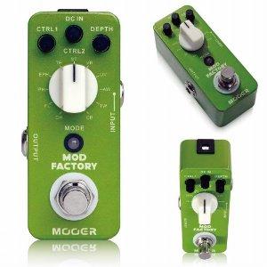 MOOER Mod Factory